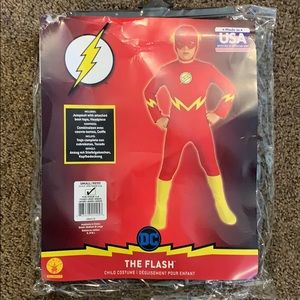 Boys Size 4-6 (Small) The Flash Costume